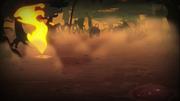 Flame Geyser Swamp S4E17