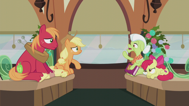 "File:Granny Smith ""you want to know why"" S5E20.png"