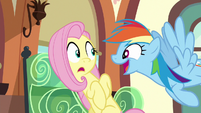 "Rainbow Dash excited ""totally!"" S6E18"