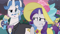 Rarity asked question S2E9