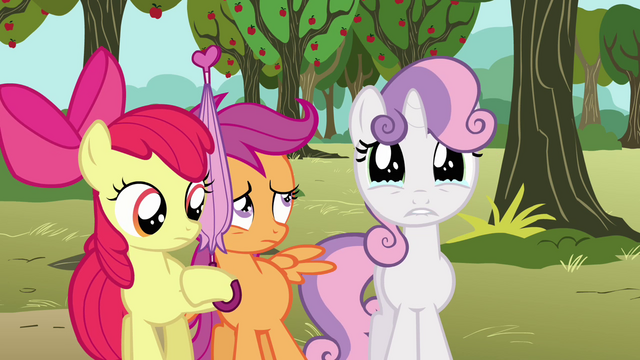 File:Sweetie Belle about to break into tears S3E04.png