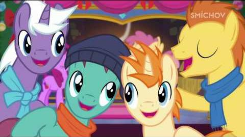 Hearth's Warming Eve Is Here Once Again Song (Czech, Smíchov)