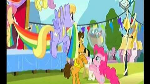 "My Little Pony Friendship is Magic - Pinkie the Party Planner (Indonesian) ""Reprise"""