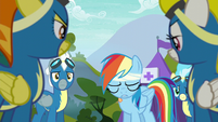 """Rainbow """"whatever punishment you want"""" S6E7"""