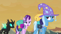 "Starlight Glimmer ""give Discord a break"" S6E25"