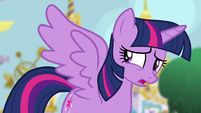 "Twilight ""all this flying business"" S4E01"