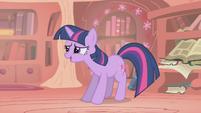 """Twilight """"how'd it go with Rarity?"""" S1E06"""