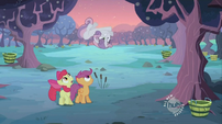 Flying Sweetie Belle S02E12
