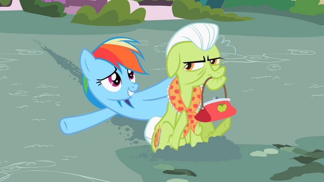 File:Rainbow Dash here we are S2E8.png