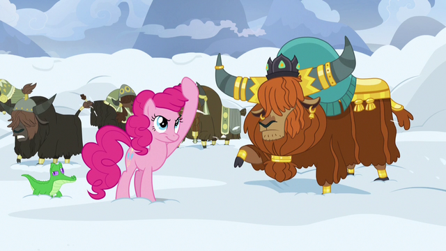 File:Pinkie Pie makes a drill with her mane S7E11.png