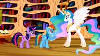 Rainbow Dash stop! S02E03