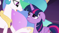 """Celestia """"consider all the possibilities"""" S7E1.png"""