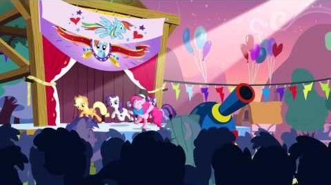 MLP FiM Music Make a Wish HD