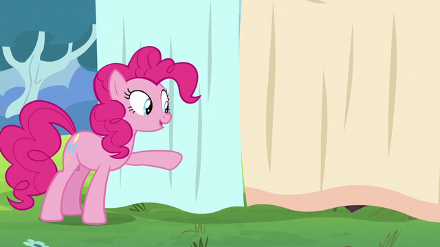 File:Pinkie points at the curtain S5E11.png