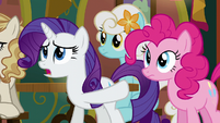 "Rarity ""they need to do the same"" S6E12"