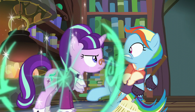 File:Snowfall Frost teleports in front of Snowdash S6E8.png