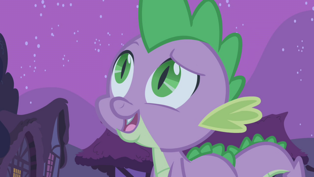 """File:Spike """"that's new"""" S1E06.png"""