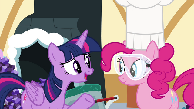 """File:Twilight """"She's only staying for the week"""" S4E18.png"""
