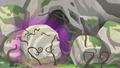 Boulder splits the cave-blocking vines EG4.png