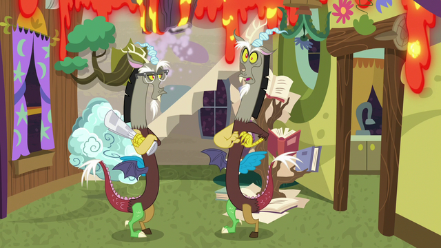 """File:Discord """"what if those ponies"""" S7E12.png"""