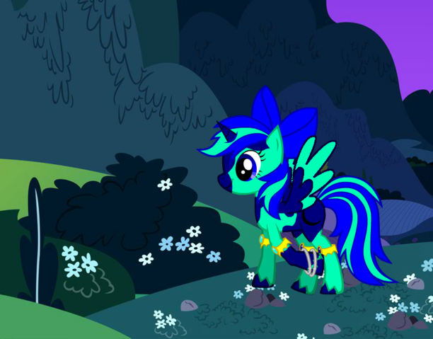File:FANMADE Moonlight the pony.png