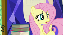"Fluttershy ""that happened five minutes ago"" S5E23"