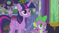 """Spike """"it's kinda like our tradition!"""" S5E20"""