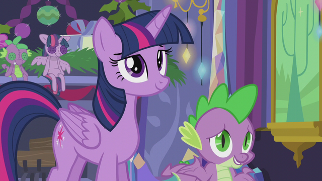 """File:Spike """"it's kinda like our tradition!"""" S5E20.png"""