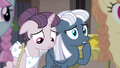 Sugar Belle and Night Glider feel sympathy S5E02.png