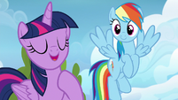 """Twilight """"your flying skills and my teaching expertise"""" S6E24"""