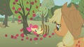 Apple Bloom embarrassed in bucket S1E12.png