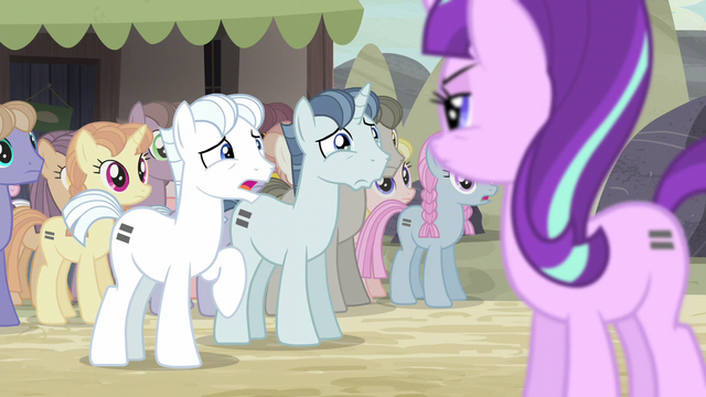 "File:Double Diamond ""you said cutie marks were evil!"" S5E2.png"
