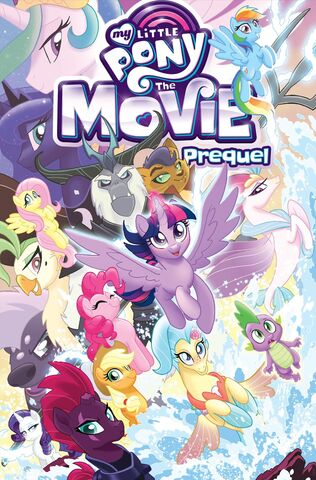 File:My Little Pony The Movie Prequel TPB cover.jpg