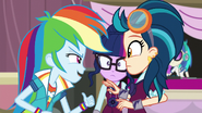 Rainbow gets in Indigo Zap's face EG3