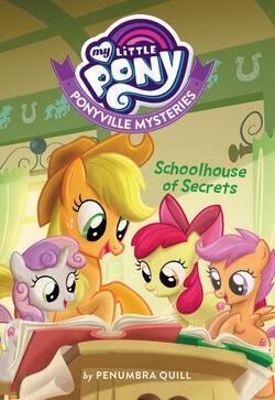 Schoolhouse of Secrets cover