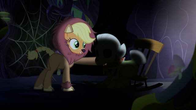 File:Applejack approaches Granny Smith S5E21.png