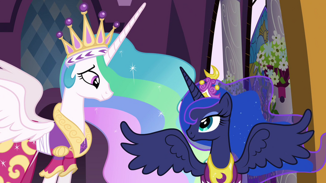 File:Celestia and Luna smiling at each other S3E13.png