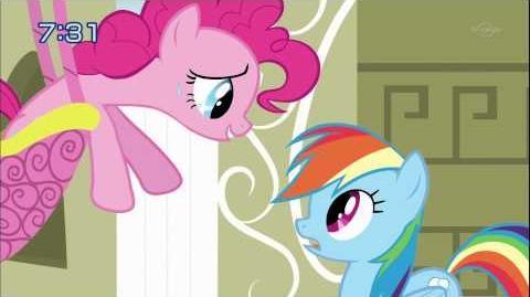 "Japanese ""Singing Telegram"" - My Little Pony Tomodachi wa Mahou (S1E25)"