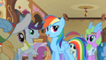 Rainbow Dash 'Spike here writes down everything' S2E08.png