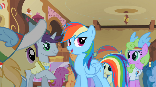 File:Rainbow Dash 'Spike here writes down everything' S2E08.png