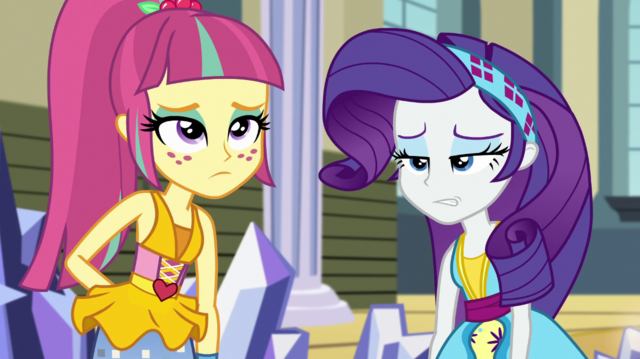 File:Rarity and Sour Sweet ashamed of themselves EGS1.png