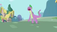 Spike roars S2E10