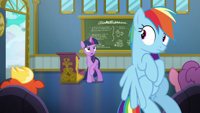 """File:Twilight """"we can talk personal records after class"""" S6E24.png"""