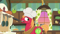 Big Mac flipping a flapjack into the air S7E13.png
