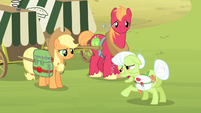 """Granny Smith """"your delivery routes is tougher"""" S4E17"""