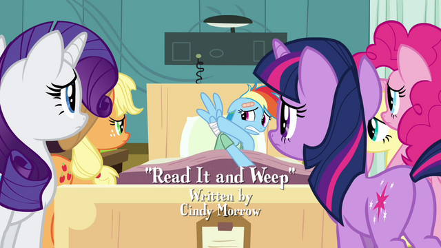 File:Main 5 surrounding Rainbow Dash's hospital bed S2E16.png
