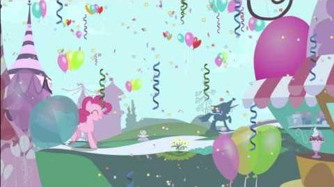 Pinkie's Gala Fantasy Song - Russian