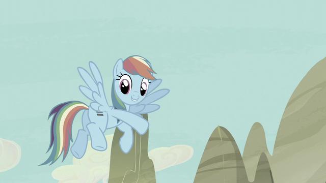 "File:Rainbow Dash ""come on!"" S5E2.png"