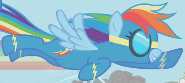 File:Rainbow Dash Wonderbolt ID S1E3.png