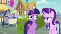 """Starlight Glimmer """"chat with these two"""" S7E14"""